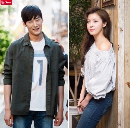 Choi Jin-hyuk and Sun Eun Soe