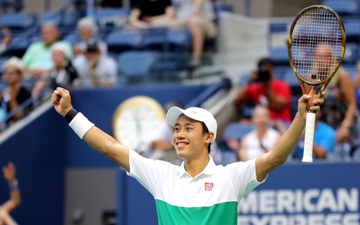 Kei Nishikori, Tennis player
