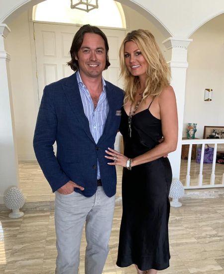 Courtney Hansen Married