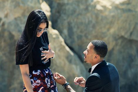 Memphis Depay engaged to Lori Harvey