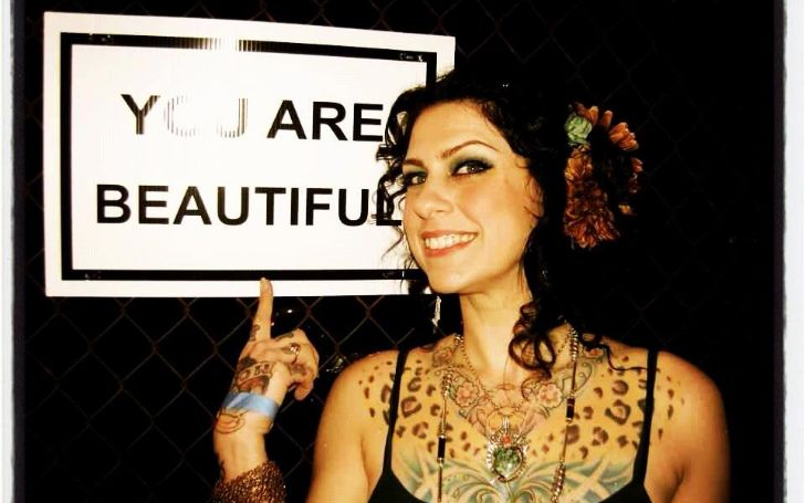 Danielle Colby net worth is $1.5 million
