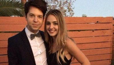 David Blaise and Katelyn Tarver