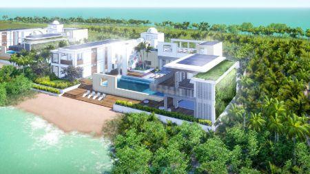 Leonardo DiCaprio private Island,