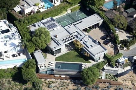 Leonardo DiCaprio house, mansion, real estate, mansion