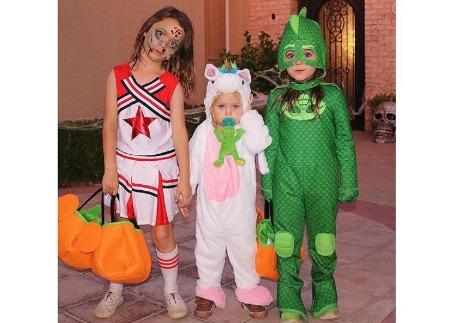 Megan Fox and Brian Austin Green's Kids