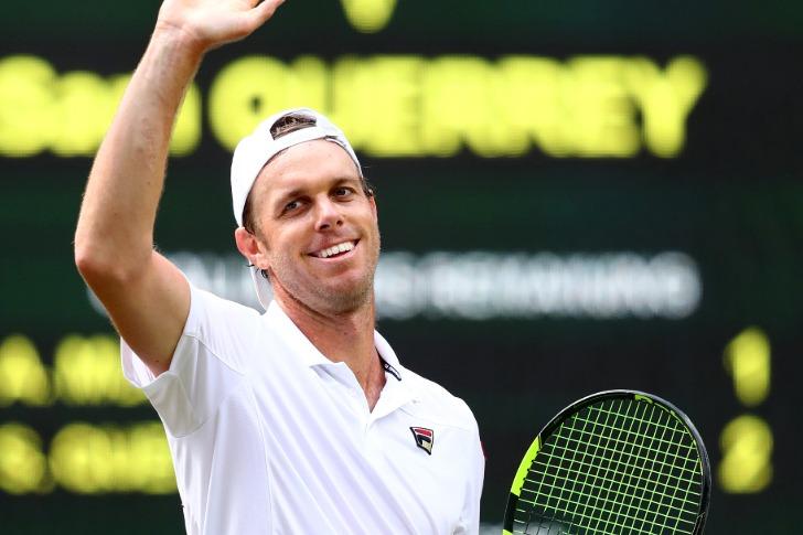 Sam Querrey ATP Ranking