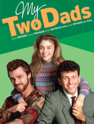 staci keanan My two dads