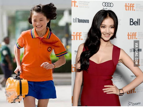 Wenwen Han - then and now