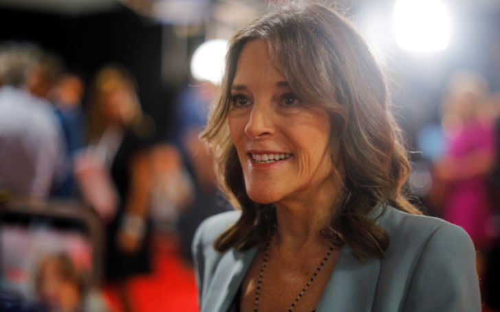 Marianne Williamson age, height