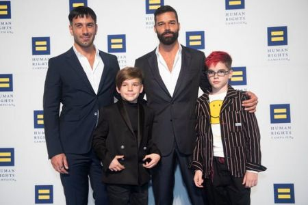 Ricky Martin son husband, daughter