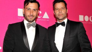 Ricky Martin husband, Yosef