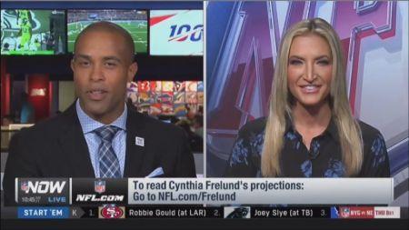 Cynthia Frelund Analyst