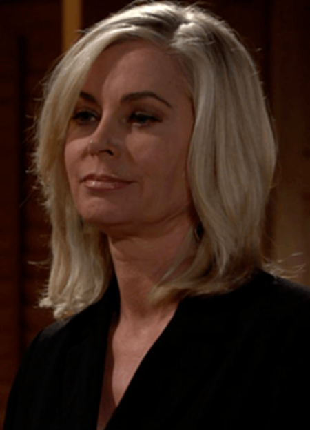 Eileen Davidson, Young and Restless, Coming