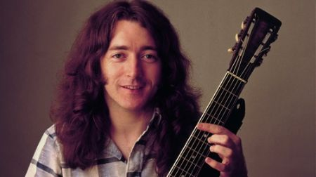 Rory Gallagher songs, albums, tattoo