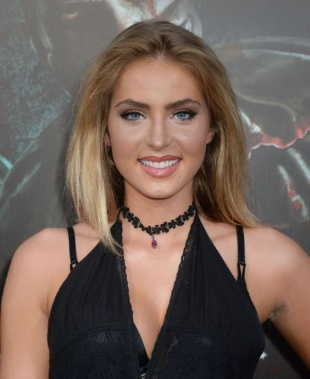 Saxon Sharbino, age, height, wiki-bio