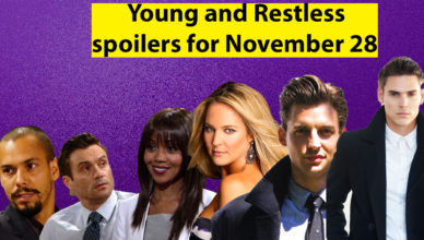 Young and Restless Spoilers