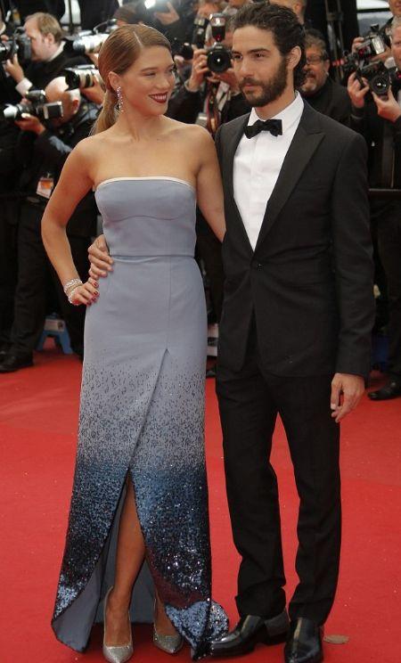 Léa Seydoux, boyfriend