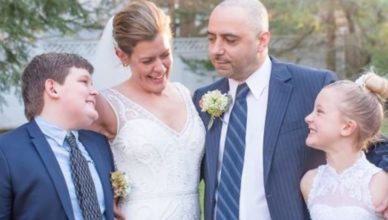 Michael ex-wife Sarah marriage