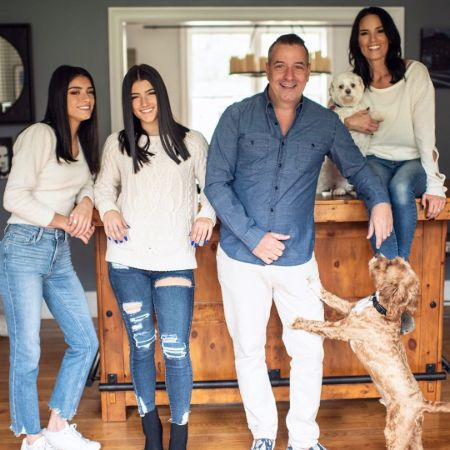 Charli D'Amelio family