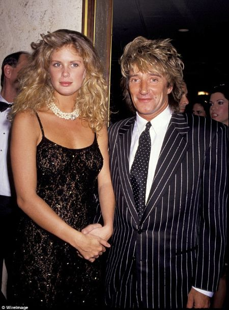 Rachel Hunter husband