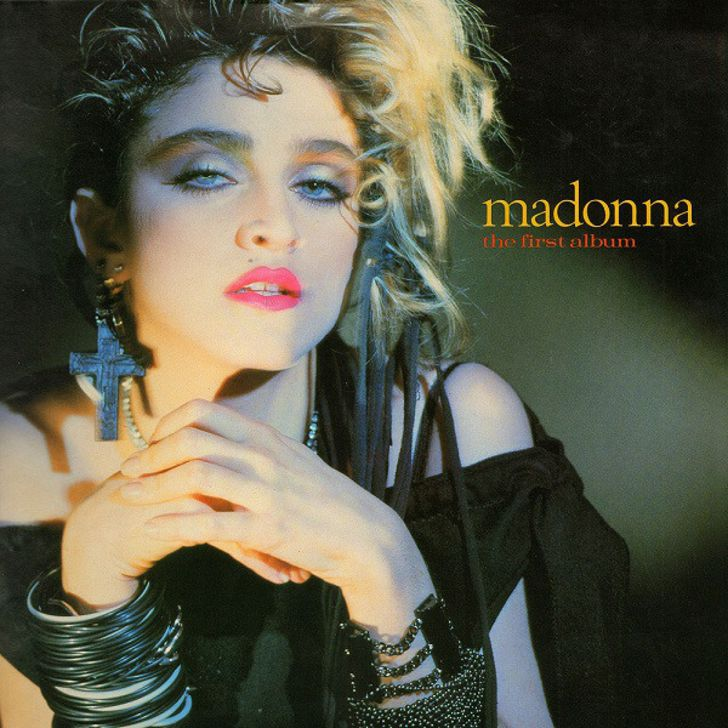 Madonna albums and songs
