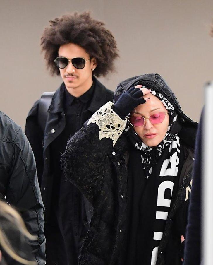 Madonna Boyfriend