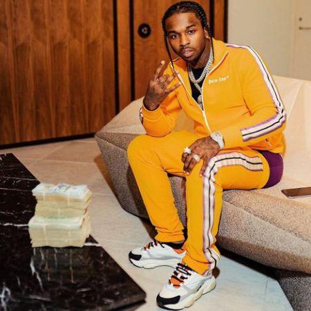 Rapper Pop Smoke net worth