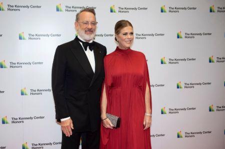 Tom Hanks Honorary Greek