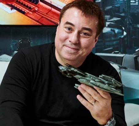 Gaming wizard Chris Roberts