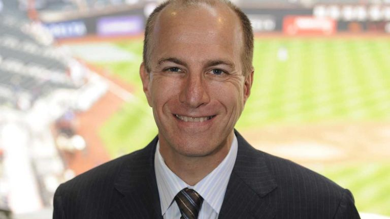 Mets announcer Gary Cohen