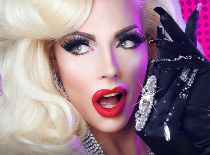 Drag performer Alyssa Edwards